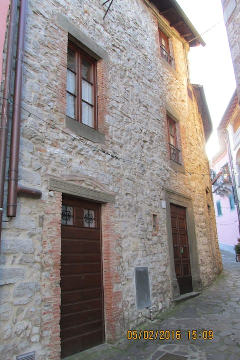 Ila's House in Lucca Tuscany