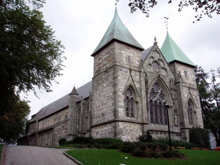 The Kathedral of Stavanger