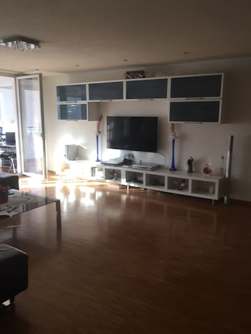 Privat Room to rent 1 to 7 People - Ebikon - Daire