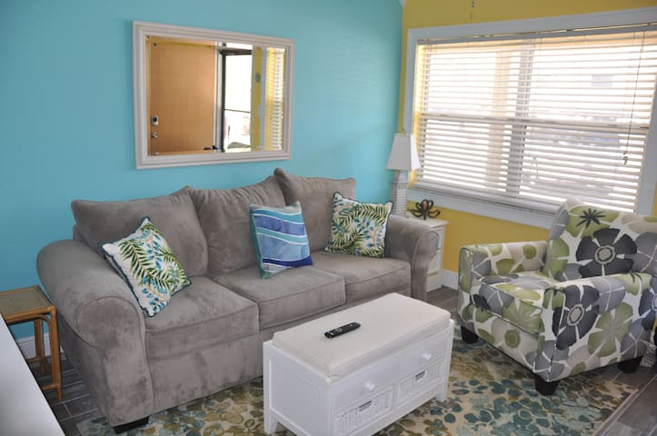 Sunset Beach One Bedroom Gulf View #2