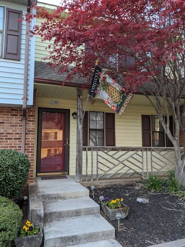 LynchburgTownhouse in convenient location
