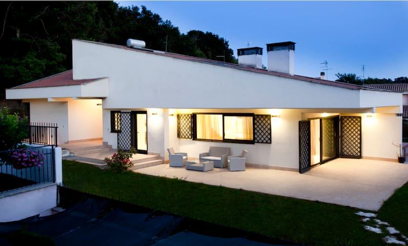 Villa Aranova near Rome  - Ara Nova - Rumah