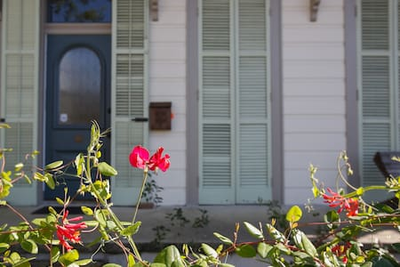 Colorful, Spacious Uptown 1 BDRM - New Orleans
