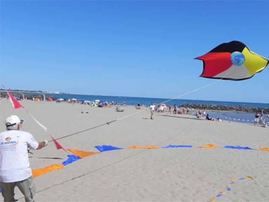 Vias beach