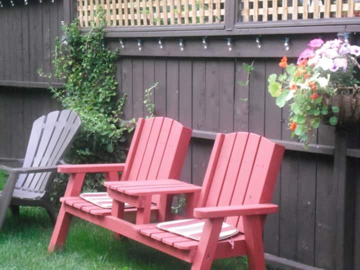 Garden Oasis in Downtown Dartmouth