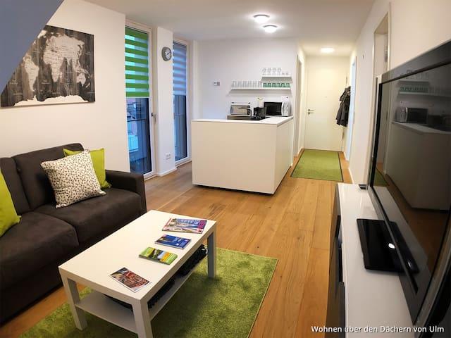 Die Wohnung im Überblick