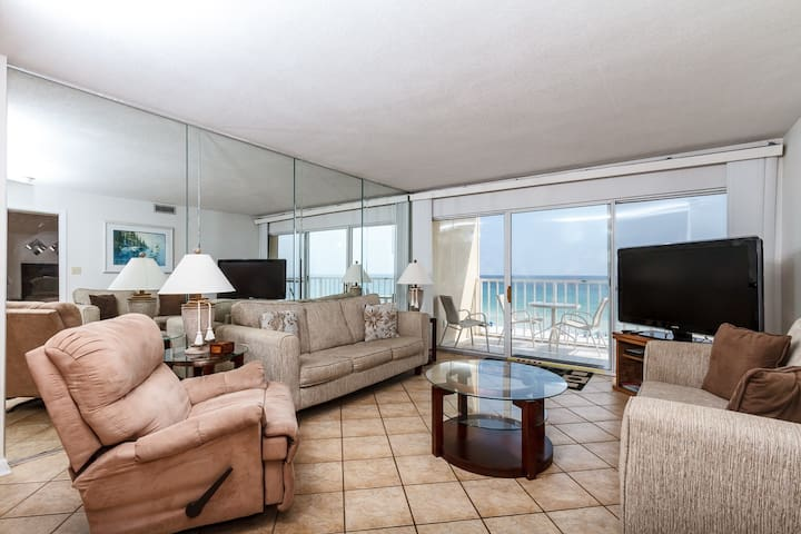 Sea Oats Beachfront Condo On Okaloosa Island - Fort Walton Beach - Byt