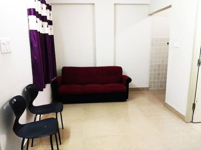 1BHK FURNISHED FLAT NEAR CHRIST UNIVERSITY