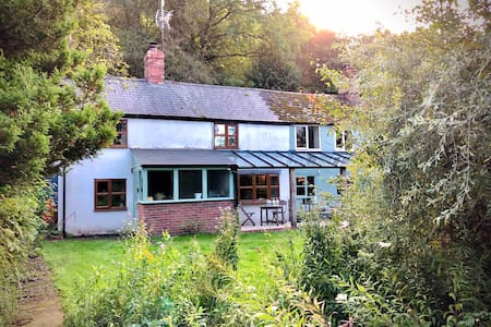 The Cottage Semi detached 2 bed miners' cottage.