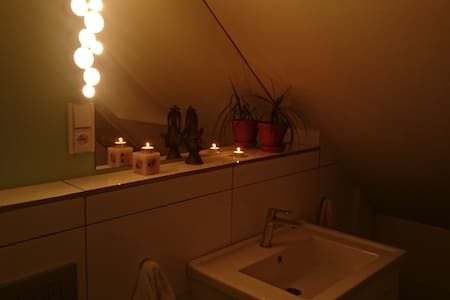 Spacious Studio apartment next Prague castle - Apartmen