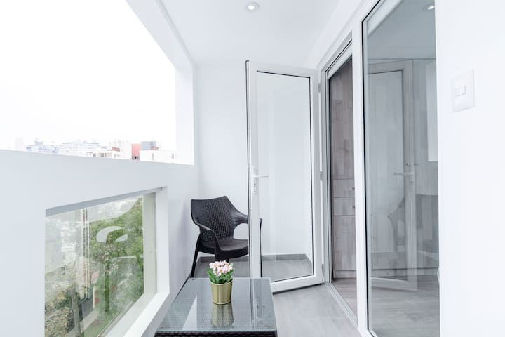 705 Luxury Studio in San Isidro, A/C