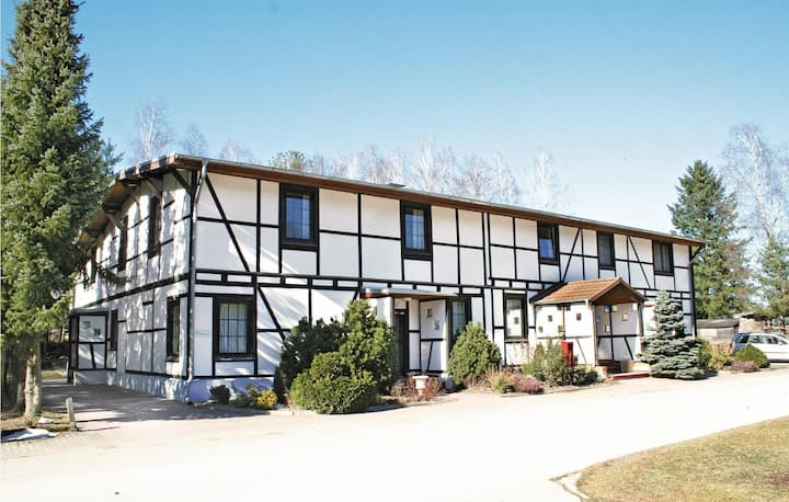 Amazing home in Faßberg/Heidesee with 1 Bedrooms