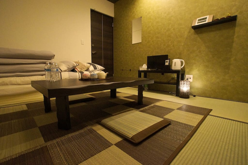 Japanese Style Room 02