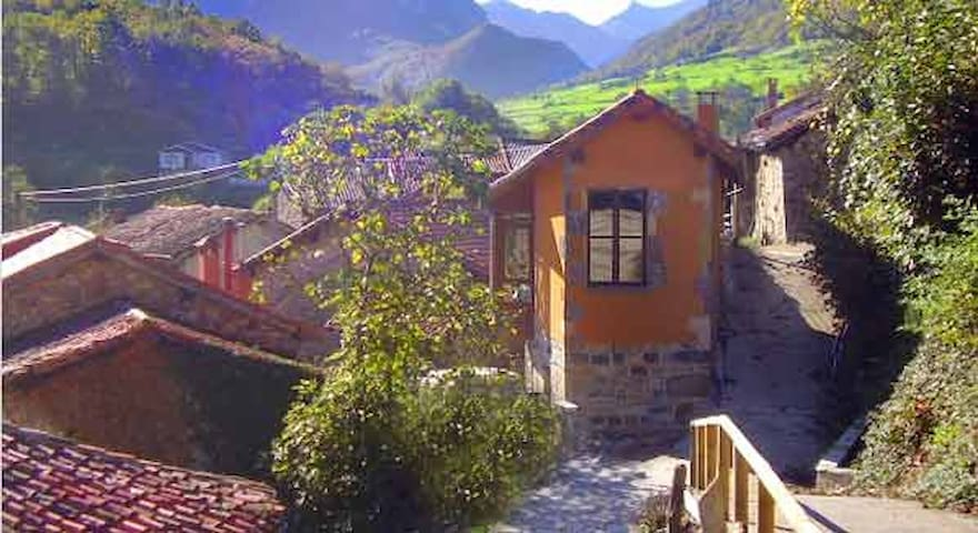 Lovely countryhouse in Asturias - Asturias - บ้าน
