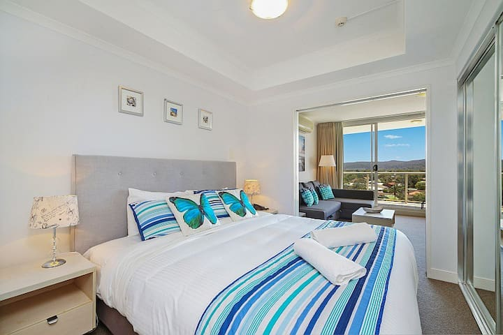 COASTAL HAVEN - ETTALONG BEACH RESORT - Ettalong Beach - Daire