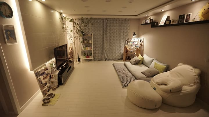 ●2min subway - Good location Seoul N Incheon● (S)