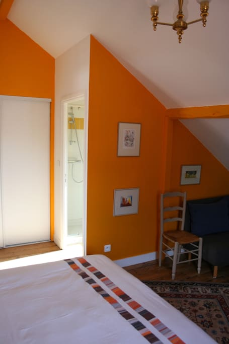Bed and Breakfast in Biarritz (J)