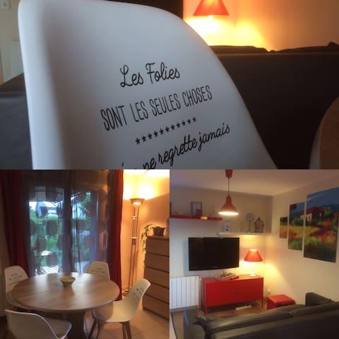 Maison à Blois à 15min Chambord,30min Beauval