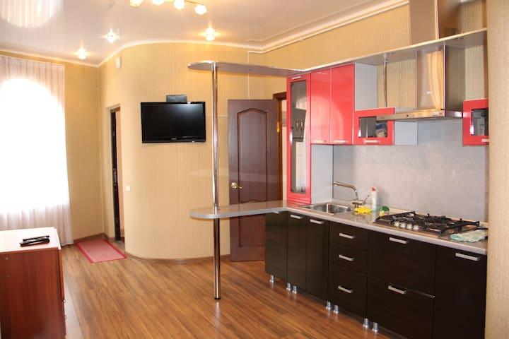 Гостевой Дом Прагма Апартаменты с 1 спальней