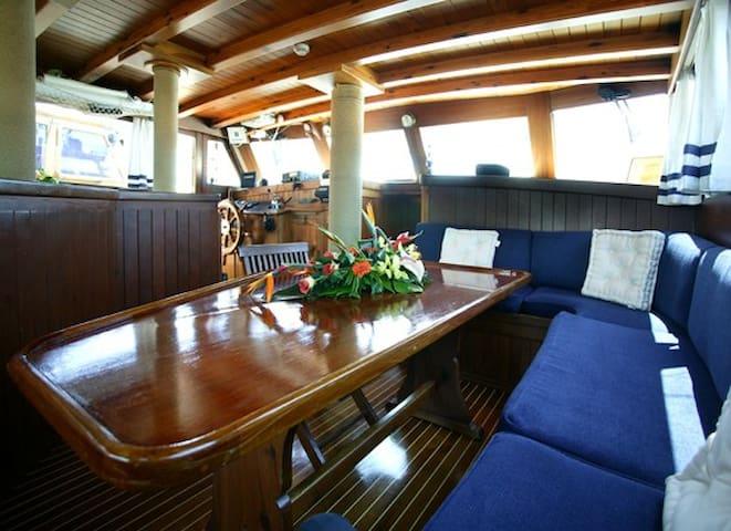 Goleta Verde - Precio por persona en cabina doble - L'Ametlla de Mar - Barca