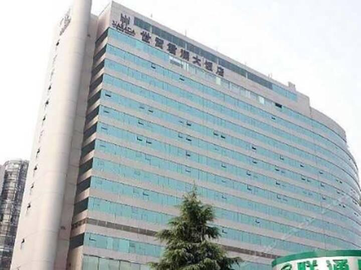 【五星级酒店】世贸君澜饭店高级套房