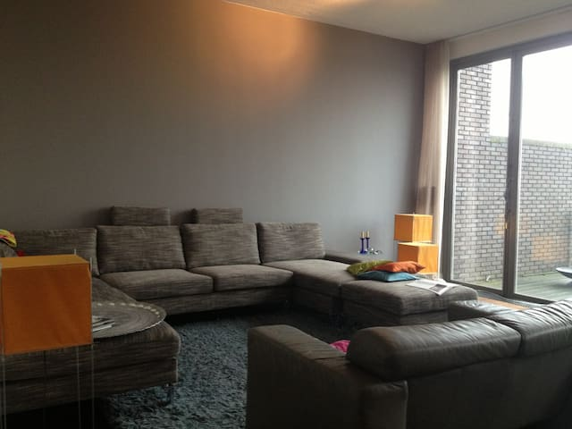 Clean, spacious, 2 bathroom LOFT - Amsterdam - House
