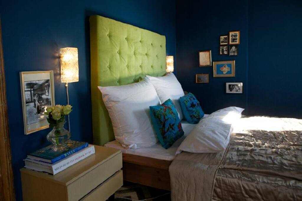 Schlafzimmer - Bedroom -