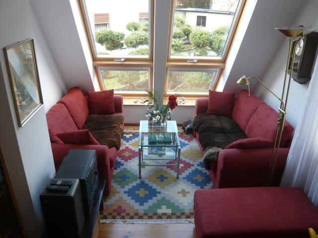 Gemütliche Maisonette-Ferienwohnung - Lohr - Appartement