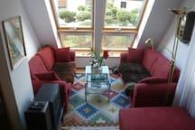 Gemütliche Maisonette-Ferienwohnung