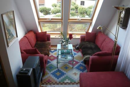 Gemütliche Maisonette-Ferienwohnung - Lohr - อพาร์ทเมนท์