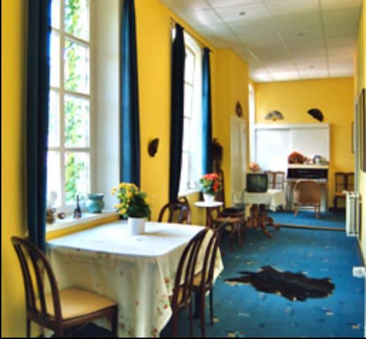 Gästezimmer Rittergut Behrensen komplette Wohnung
