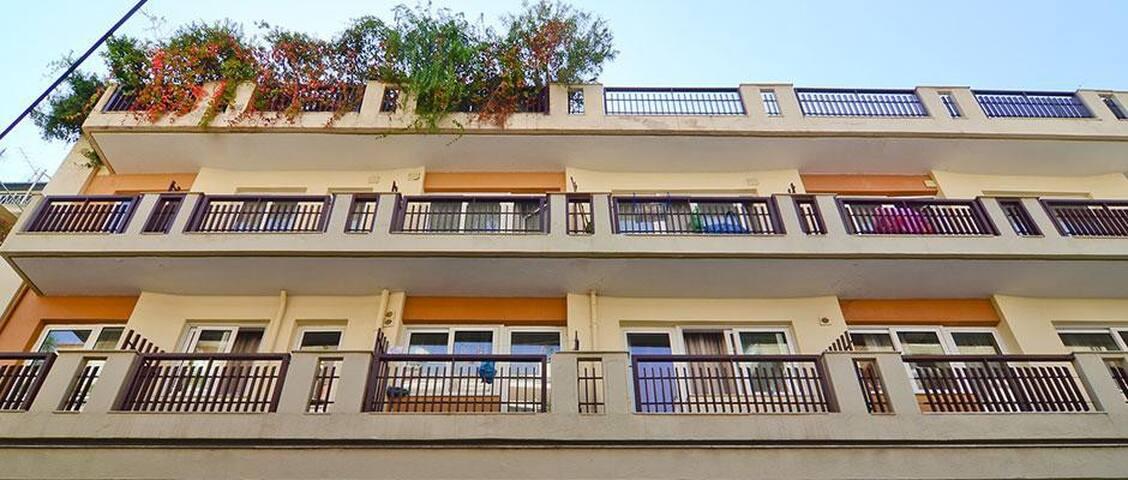 PAPAKIRIAZI STUDIO 210 - Thessaloniki - Appartement