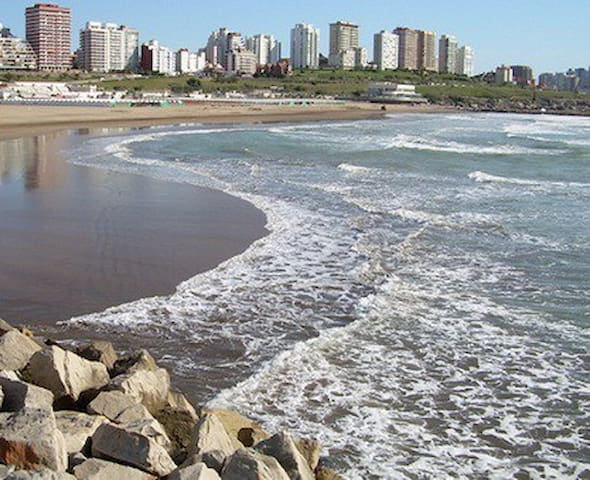 Mar del Plata, Playa Grande..