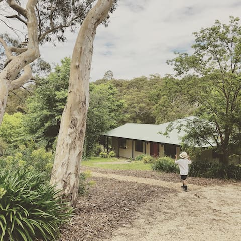 The Mylor Farm Project, Adelaide Hills