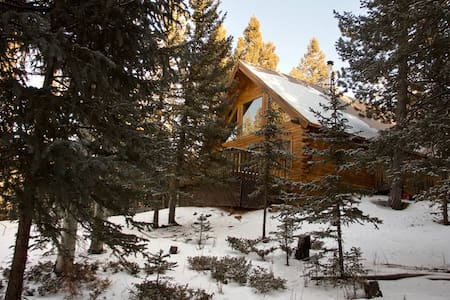 Family Built Cabin In Cripple Creek - Cripple Creek - Blockhütte