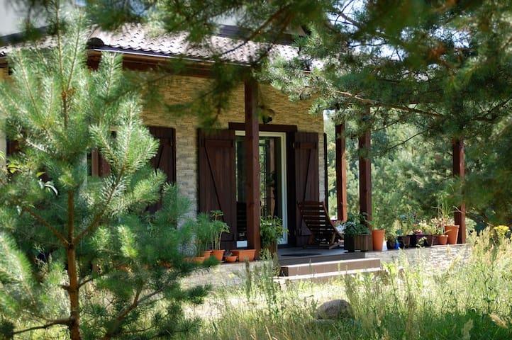 willa tuZur, apt.I, Tuchola Forest - Gmina Osie - Appartement