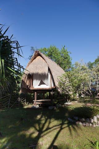 maoMeno Resort, 2016 New Garden Bungalow - Gili Meno - House