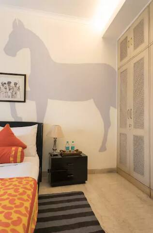 2 Bedroom amazing b&b in South Delhi - New Delhi - Bed & Breakfast