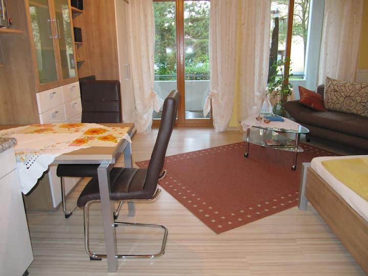 Apartment Abendstille mit Balkon und TG