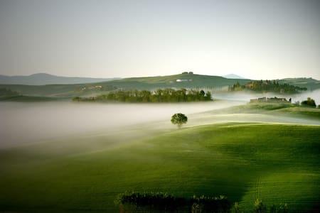 Amazing Apart. in the Countryside! - Castelnuovo Berardenga - Byt