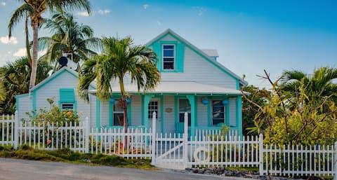 Palm Cottage - 3-persoons historisch huisje vlakbij de zee