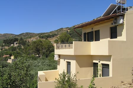 apt 4p mountain view 17 km from sea - Katalagari - Apartment