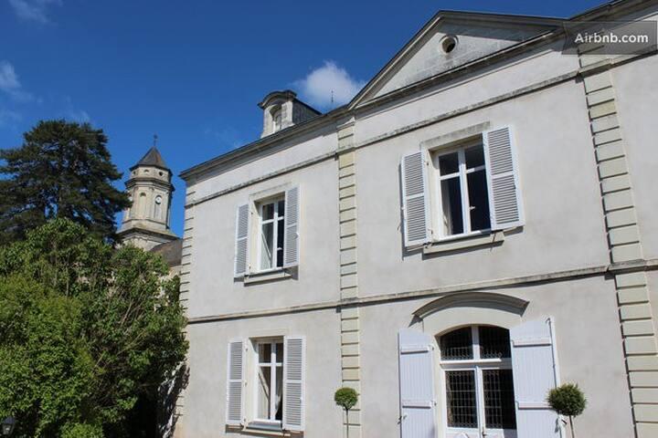 Aux Lumières de Loire: Julien Gracq - Saint-Florent-le-Vieil - Bed & Breakfast