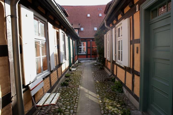 Historisches Haus am Hafen
