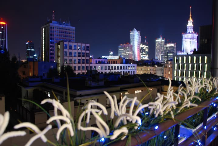Warsaw Central Żurawia Apartment - Warszawa - Appartamento