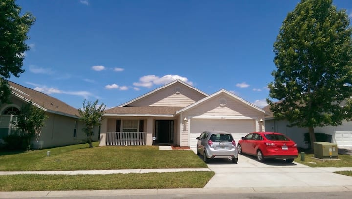 Newly Updated! 4 Bedroom 3 Bath Pool home