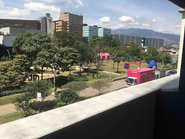 Maravilloso Apartamento en el Corazón de Medellín