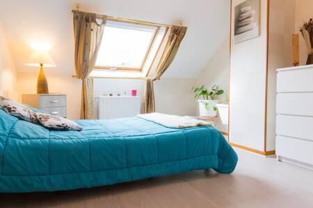 Une chambre confortable ,calme  - Quetigny