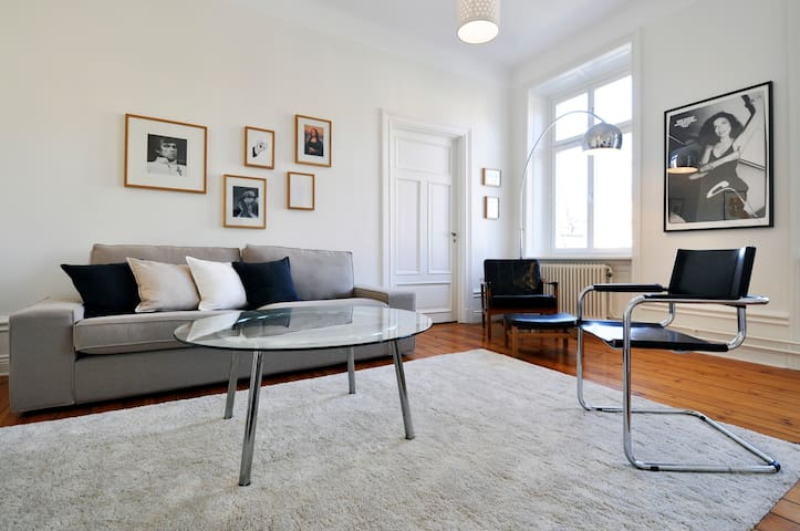 Exlusive apartment in SoFo (97sqm) - Stockholm - Apartment
