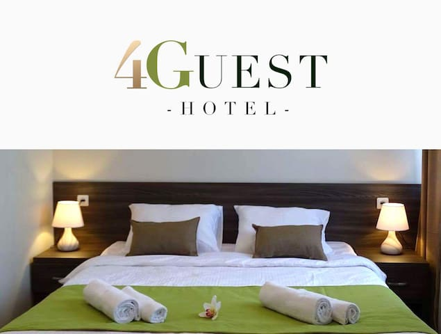 4Guest Hotel #1 Room ( just opened)